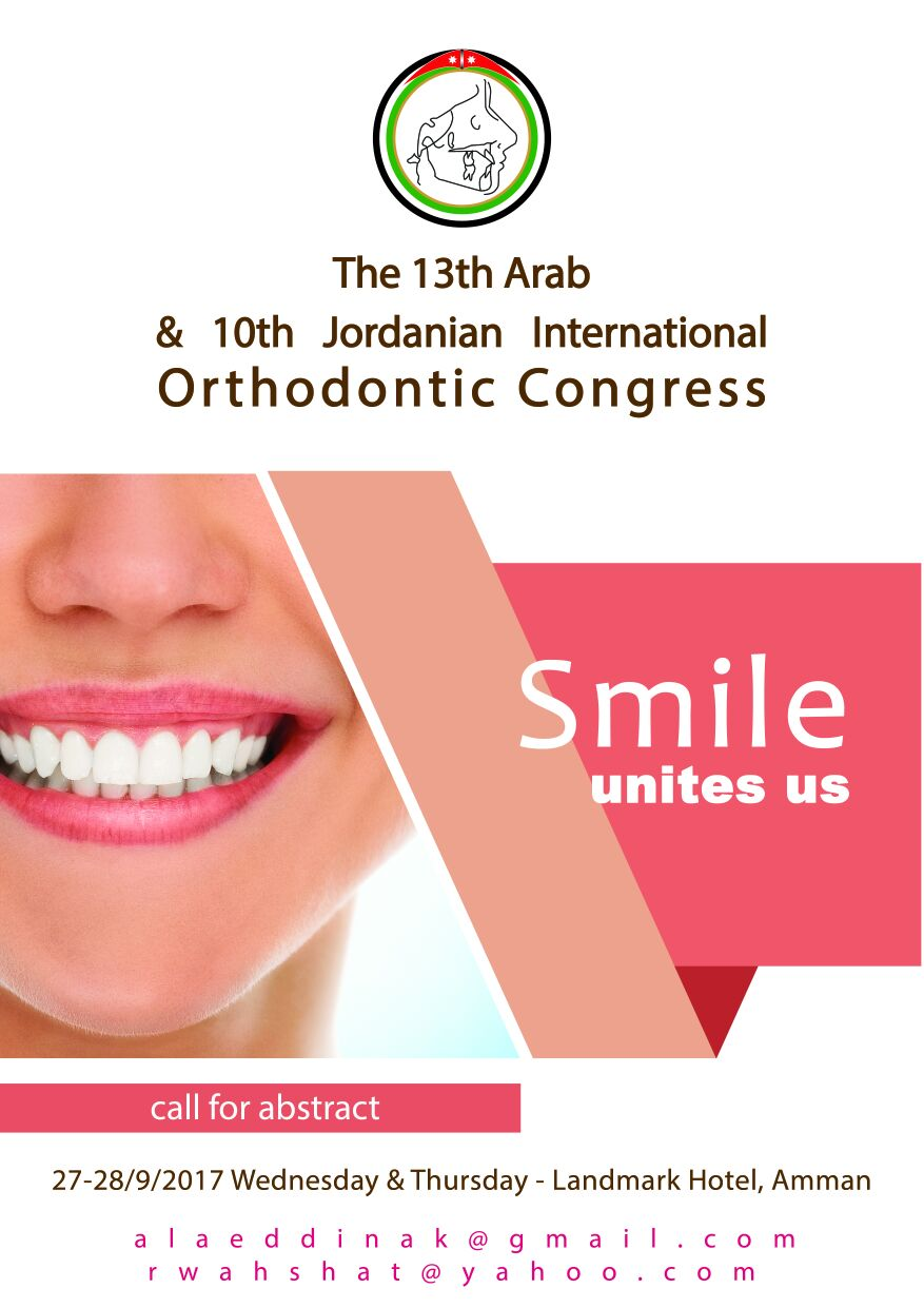 ortho arbic poster 20171